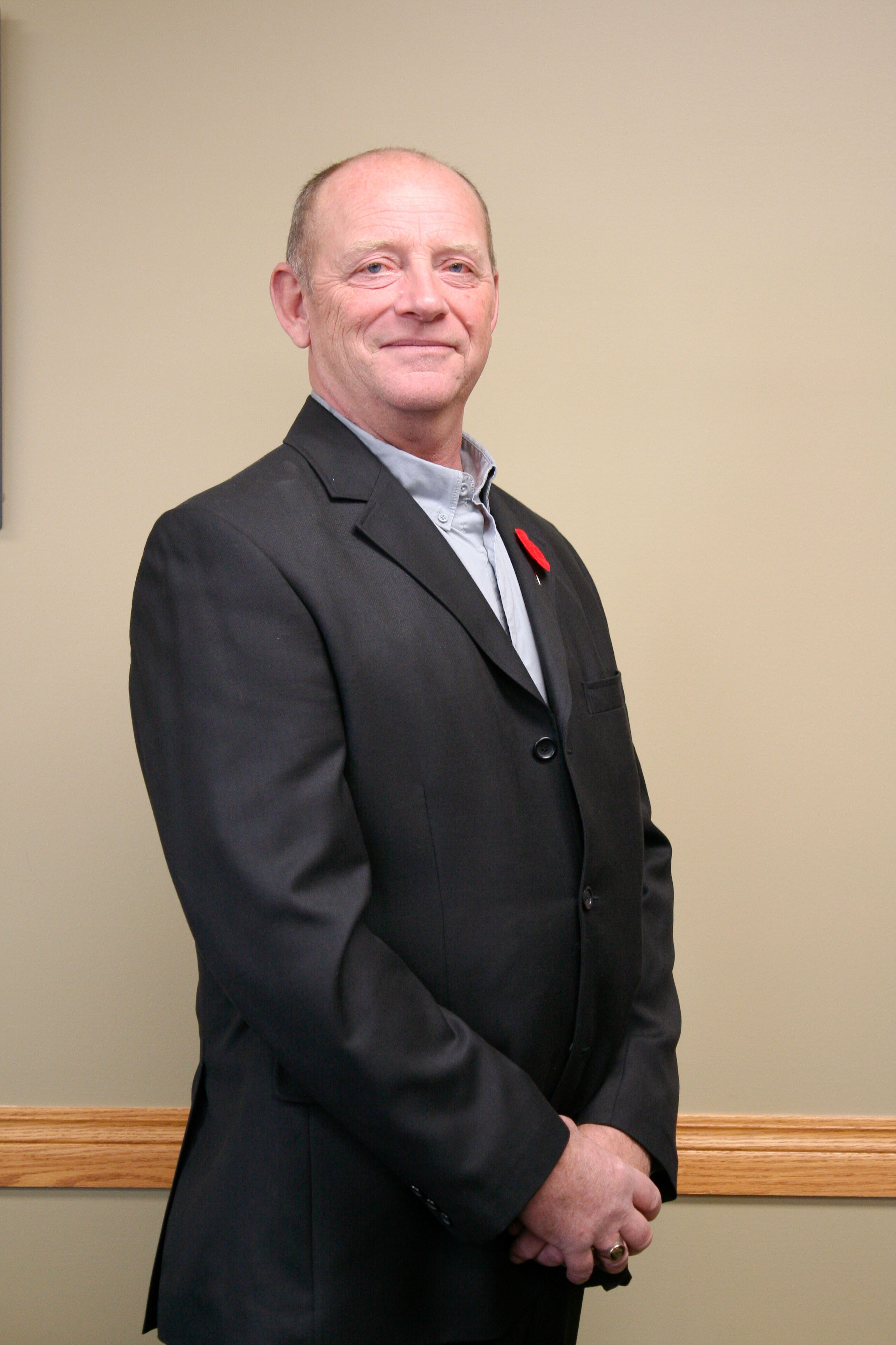 Councillor Art Goudy